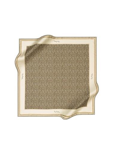 Pierre Cardin Pierre Cardin İpek Sarı Eşarp Sarı